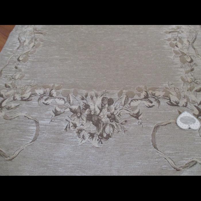 Tappeti e zerbini : blanc mariclò tappeto shabby chic romantic ...