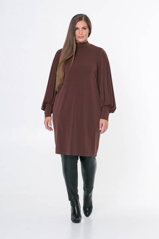 mat-fashion-abito-maniche-ampie-brown d5b15e5ac44