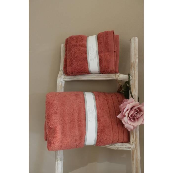 Blanc maricl telo bagno infinity colore dusty rose - Blanc mariclo mobili ...