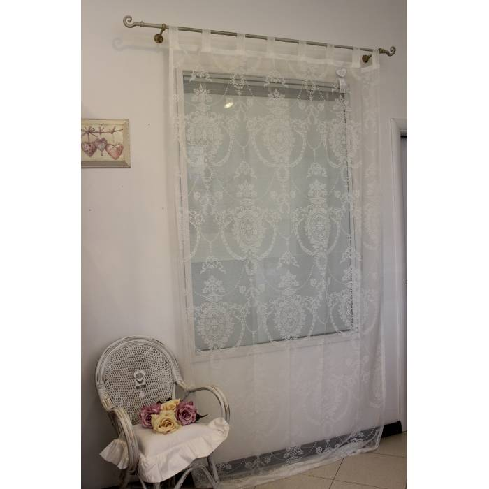 Blanc Mariclo Tenda Shabby Chic in Pizzo Cameron Collection