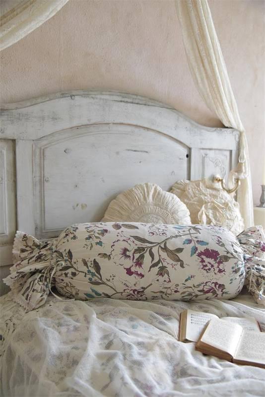 Cuscino A Caramella Fai Da Te.Jeanne D Arc Living Serie Wild Flower Cuscino A Caramella